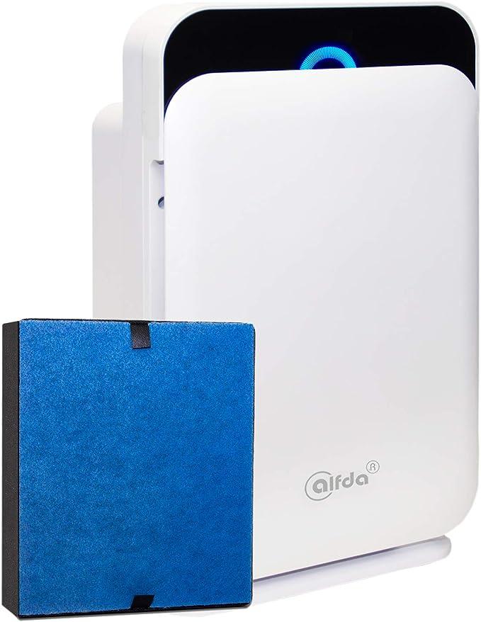HEPA purificador de aire con ionizador, HIMOP-filtro alfda ALR300 ...