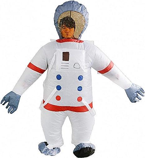 K2 Disfraz de Halloween Inflable Disfraz de Astronauta Espacial ...