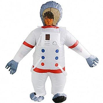 K2 Disfraz de Halloween Inflable Disfraz de Astronauta ...