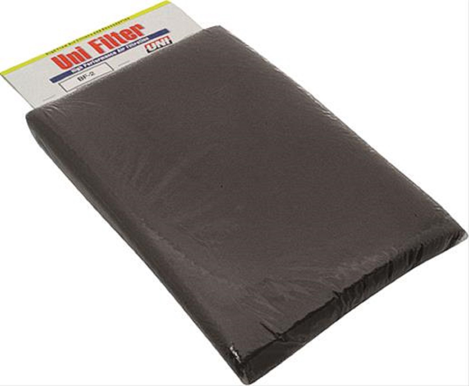 UNI FOAM FILTER SHEET 12 X 24X 3/8'' 30 PPI BLACK COARSE, Manufacturer: UNI FILTER, Manufacturer Part Number: BF-2-AD, Stock Photo - Actual parts may vary.