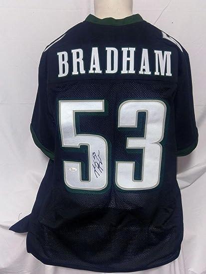 Nigel Bradham Signed Jersey - Custom - JSA Certified - Autographed NFL  Jerseys 65123908c