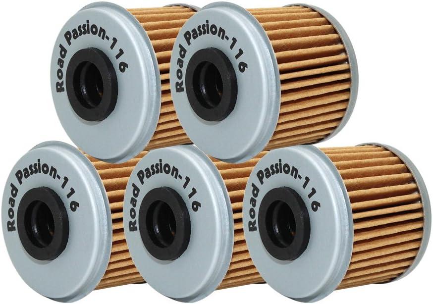 Road Passion Filtro de aceite para HONDA TRX450R 450 06-09 ...
