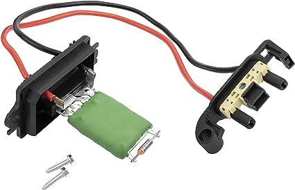 YAOPEI 7701207717 - Resistencia del Ventilador del Motor del ...