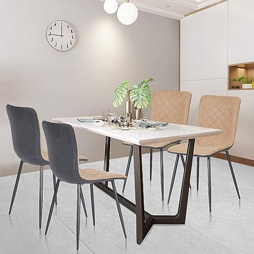HOMY CASA Dining Chair Set of 4