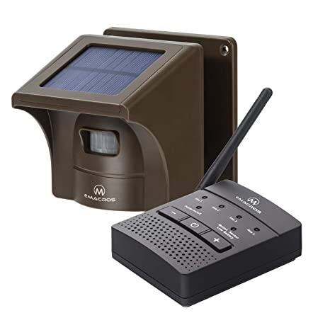 Amazon.com: Sensor de movimiento y detector de movimiento ...