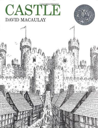 Castle [David Macaulay] (Tapa Dura)