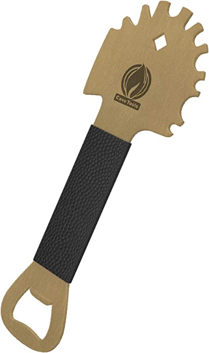 Amazon Com Grill Scraper Tool Bristle Free Safe Bbq Cleaner Fits Any Grilling Grate Or Griddle Brass Heavy Duty Barbecue Brush Substitute Extended Handle Bottle Opener Accessories Garden Outdoor