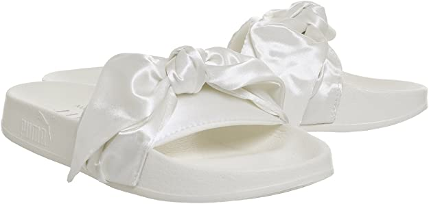 Puma Sandale Bow Slide WNS 365774 02 Silver Taille 40.5