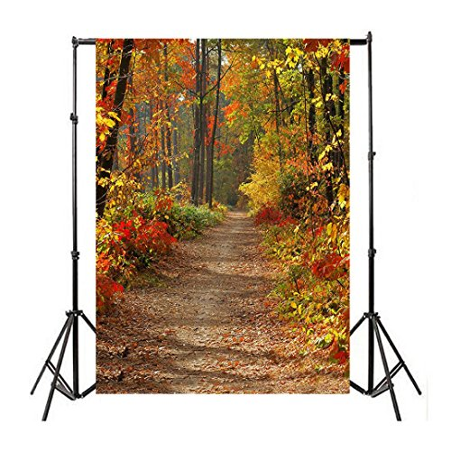 Face Book HOT !! Auwer 3x5FT Easter Vinyl Wood Wall Floor Photography Studio Prop Backdrop Background 3x5FT - Makeup Airbrush Video