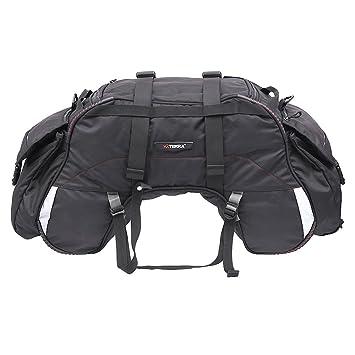 viaterra Pinza para – Cola bolsa/sistema de equipaje trasero