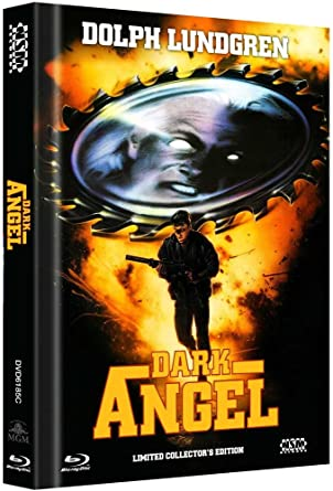 Dark Angel 1990 Limited Edition Mediabook Blu Ray Dvd Dolph Lundgren Betsy Brantley Craig R Baxley Movies Tv