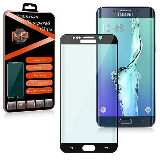 1 opinioni per Schermi in robusto vetro, Full Cover Samsung Galaxy S6 Edge Plus, protezione,