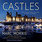 Castles: Their History and Evolution in Medieval Britain | Marc Morris