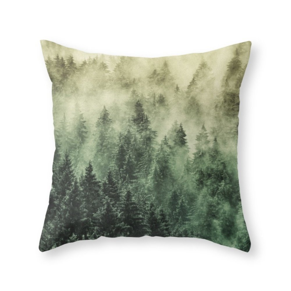 Society6 Everyday // Fetysh Edit Throw Pillow Indoor Cover (16'' x 16'') with pillow insert