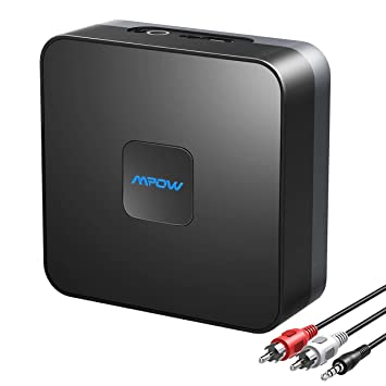 Car Sound Systems >> Mpow Bluetooth Receiver For Music Streaming Sound System Rca 3 5