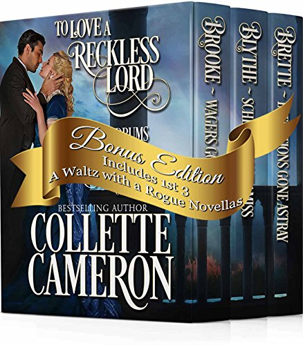 To Love a Reckless Lord: Bonus Edition (Conundrums of the Misses Culpepper) cover