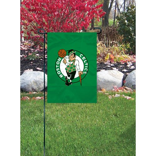 Boston Basketball Stadium - Party Animal NBA Boston Celtics Garden Flag