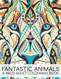 Best Teenager Books - Fantastic Animals: A Wild Adult Colouring Book: A Review