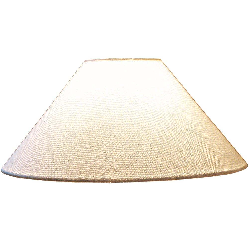 oben :27 D unten Denia Lampenschirm für Tischleuchten D :8 H:12,5 cm E27