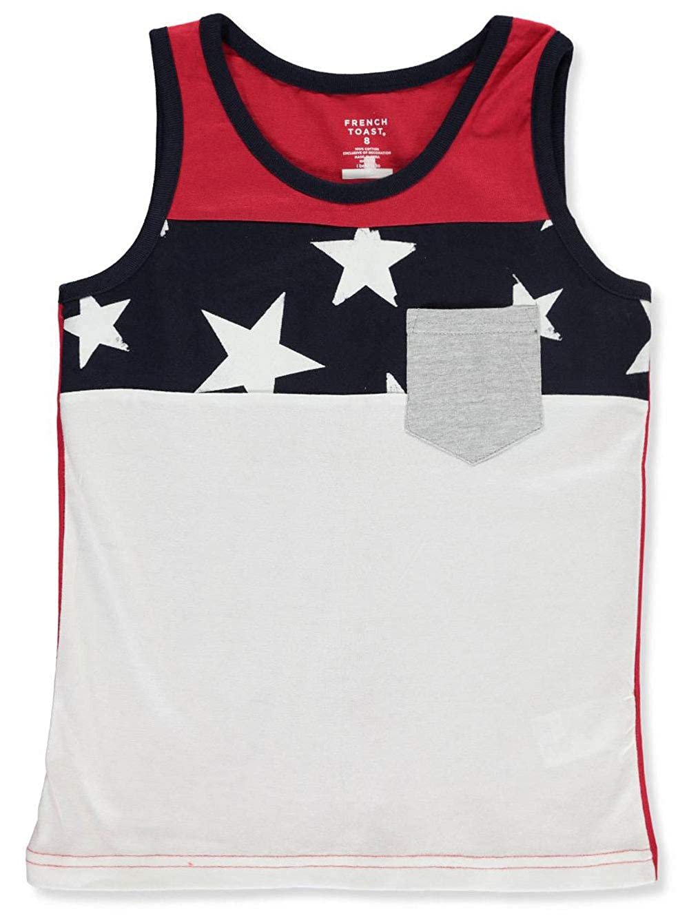 French Toast Boys Tank Top