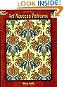 Art Nouveau Patterns (Dover Design Coloring Books)