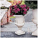 Design Toscano Chateau Elaine Authentic Iron Urn - Medium