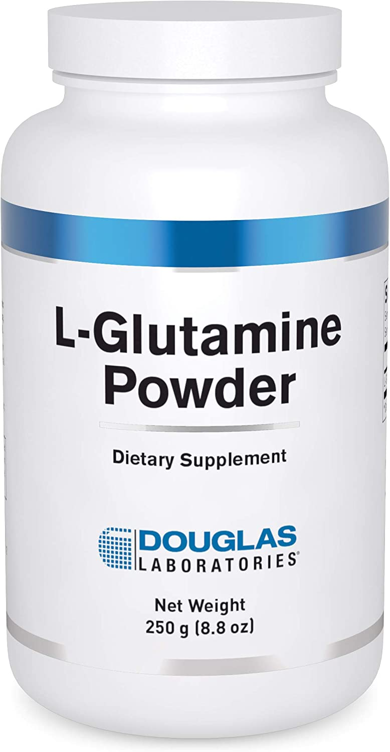 Douglas Laboratories - L-Glutamine Powder - Supports Structure and Function of the Gastrointestinal (GI) Tract and Immune System - 250 Grams