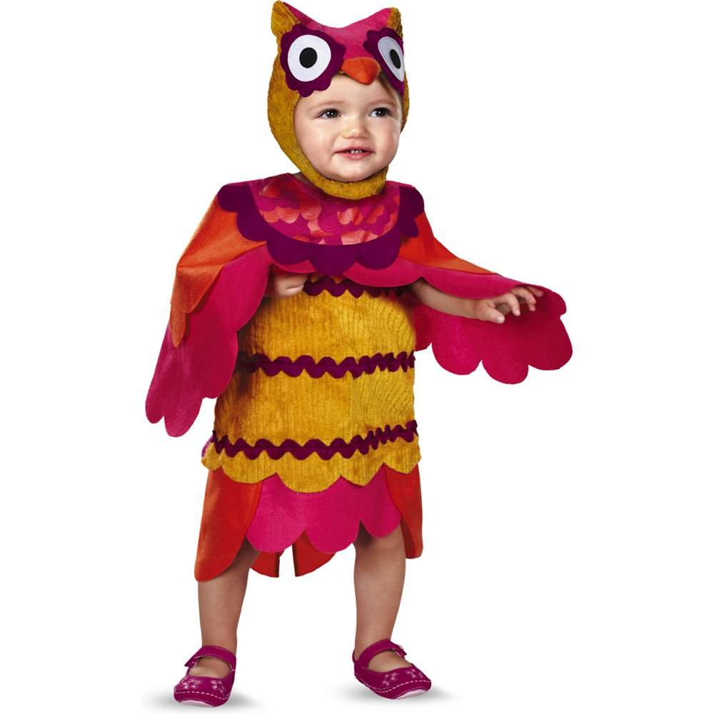 amazoncom disguise babys too cute to spook hoot costume clothing