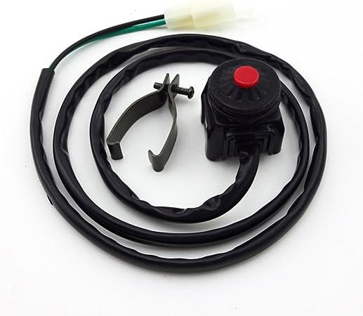 On Off Kill Switch For 50cc 110 125 140 150 160 cc YCF Piranha SSR Dirt Pit Bike