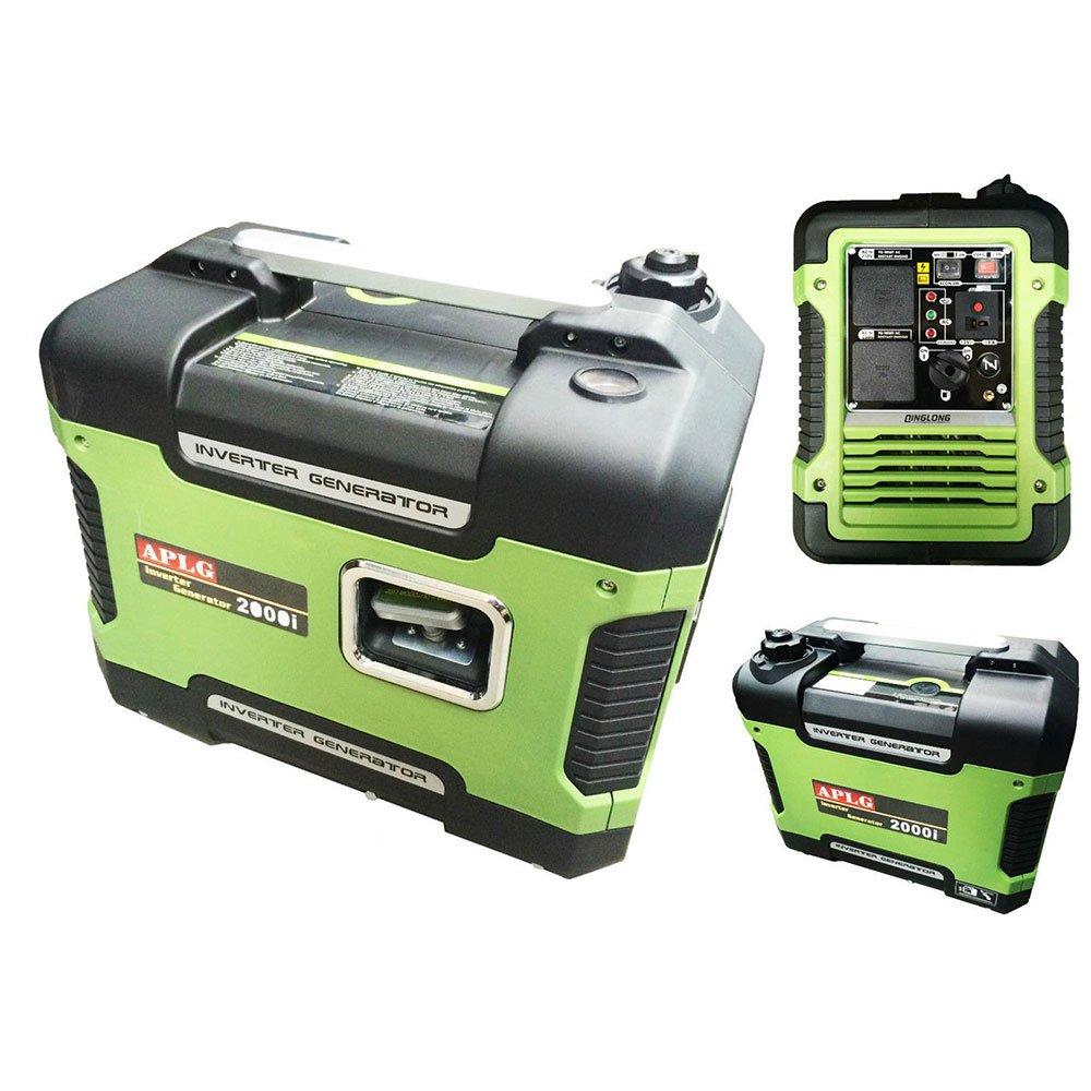 Generador de 2.0 kVA con forma de onda e inversor con 2 x 3 ...