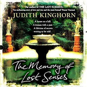 The Memory of Lost Senses Audiobook