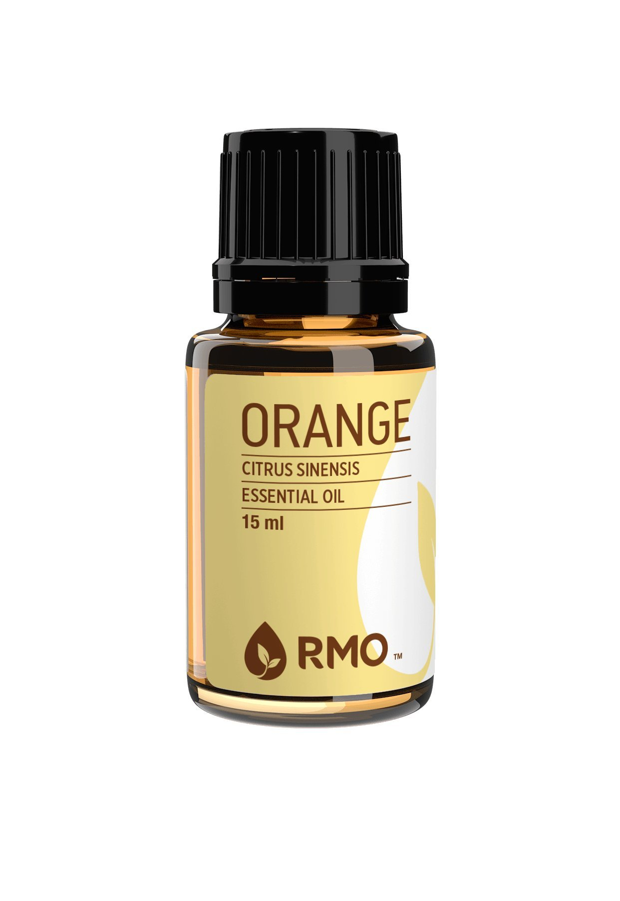 Rocky Mountain Oils - Orange-15ml | 100% Pure & Natural Essential Oils | For Topical Uses That Inspire Cheerfulness & Optimism, As Well As A Great Fragrance For Cleaners