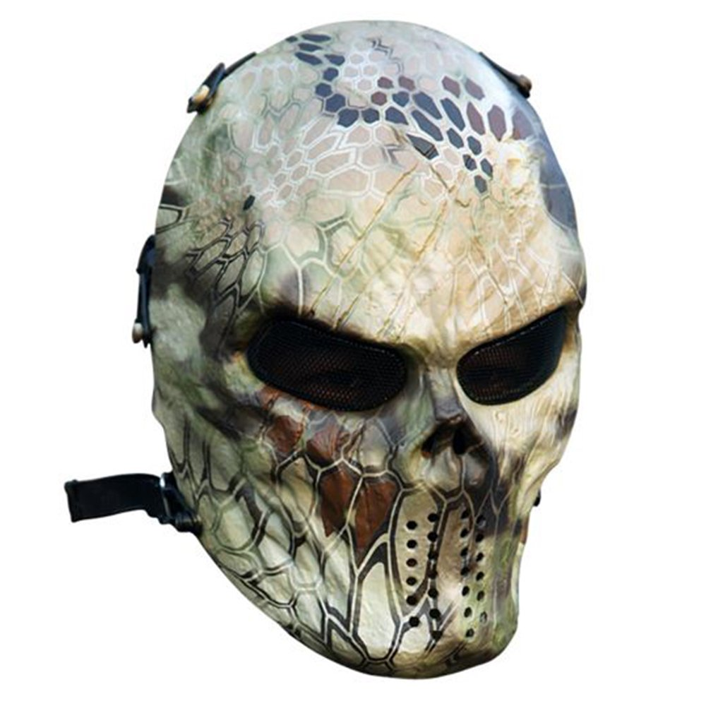 Amazon.com : Typhoon Camouflage Hunting Accessories Masks Ghost ...