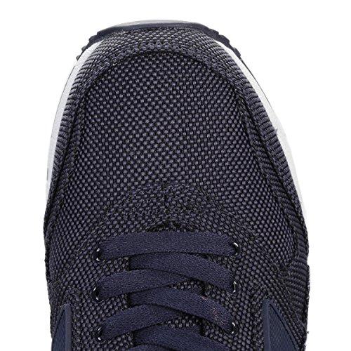 Brooks Hombres Peacoat Azul Marino Academia Fusion Zapatillas