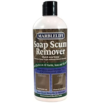 Beau Marblelife Soap Scum Remover, 16oz For Tile Showers