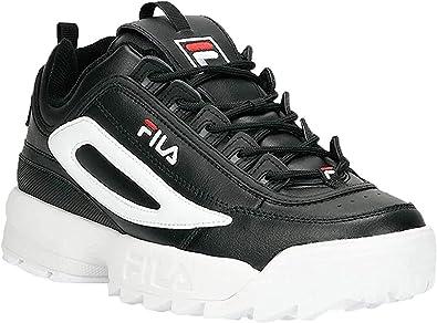 Amazon.com: Fila Disruptor II XL - Zapatillas de piel ...