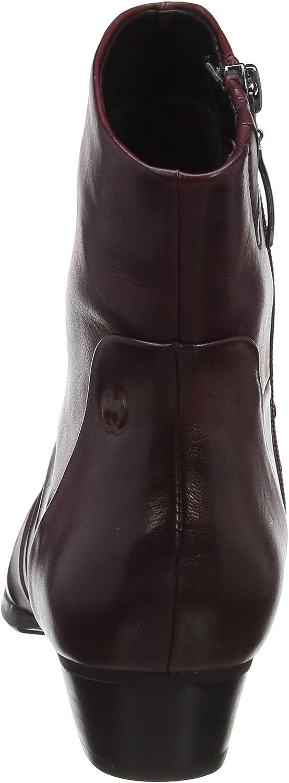 Gerry Weber Shoes Carmen 18, Bottines Femme Rouge Carmin Mi90 460