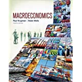 Macroeconomics by Paul Krugman Robin Wells 4 edition (Textbook ONLY, Paperback )
