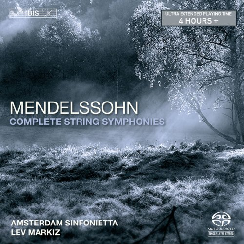 Mendelssohn: String Symphonies Nos. 1-12 (Sacd Reissue) for sale  Delivered anywhere in USA