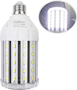SkyGenius LED Corn Bulb for Garage (25)