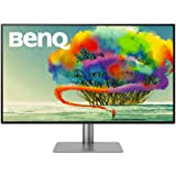 BenQ PD3220U 32 inch 4K Monitor IPS, HDR, AQCOLOR, Display P3, DCI-P3, sRGB, Rec.709, Hotkey Puck G2, Eye-Care, ICC sync…
