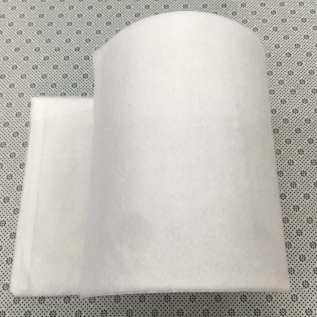 Almohadilla de Algod/ón de Filtro Antibacteriano de 10 pcs