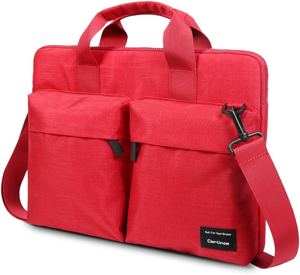 Laptop Case Bag Sleeve with ANTI-RFID Shoulder Message Handbag