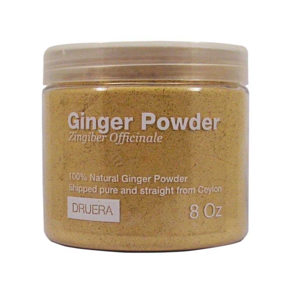 Ginger Powder 8 Ounces - Shipped From Source Ceylon