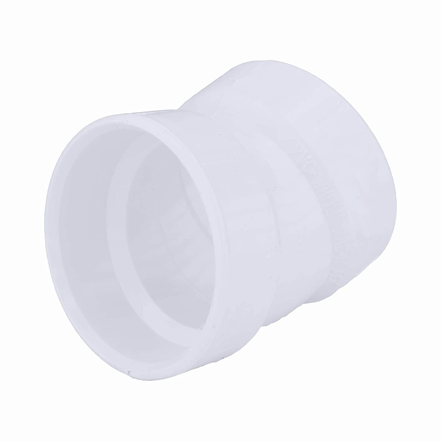 Single Unit Durable Charlotte Pipe 4 1//16 Bend Pipe Fitting - Hub x Hub High Tensile and Sound Deadening for Home or Industrial Use Schedule 40 PVC DWV Easy to Install Drain, Waste and Vent