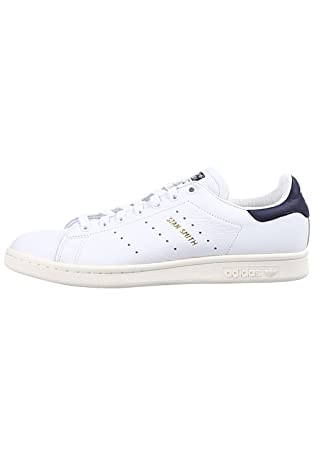 adidas Stan Smith, Chaussures de Fitness Homme, Blanc (Ftwbla/Ftwbla/Tinnob