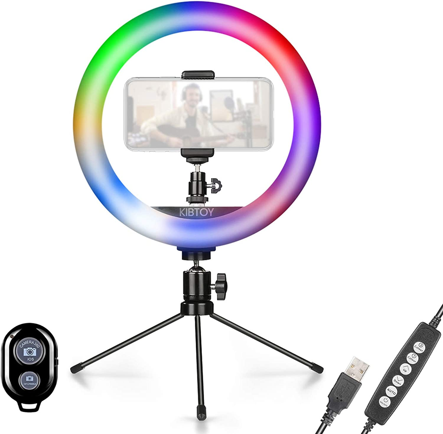 Amazon Promo Code for 10in Ring Light with Stand