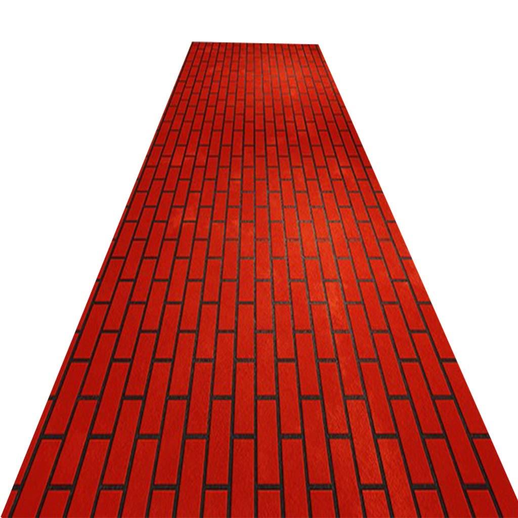 汚れ防止アンチフェードマシンウォッシュをきれいにすること容易な3D敷物ランナースリップ防止マット (サイズ さいず : 1.4*5m) 1.4*5m  B07PS67W59