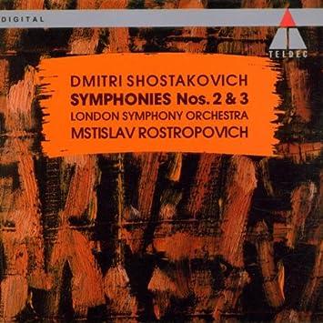 Dmitri Shostakovich, Mstislav Rostropovich, London Symphony