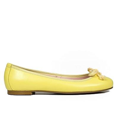 mejores zapatillas de deporte b1f35 49681 Zapatos miMaO. Zapatos Piel Mujer Hechos EN ESPAÑA. Bailarinas Mujer.  Manoletinas. Zapato Cómodo Mujer con Plantilla Confort Gel
